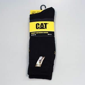 Heavy Outdoor Socks - svartir